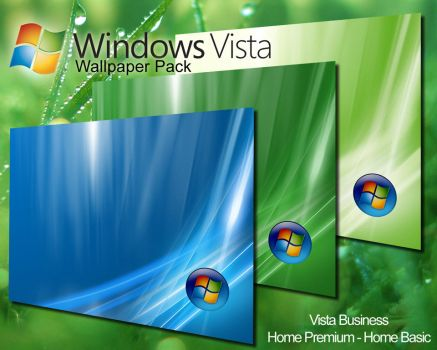 Vista Suite Wallpaper Pack by wstaylor