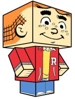 Cubee Archie by 7ater