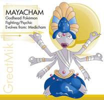 Mayacham by GreatMik