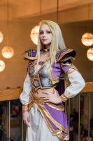 Jaina Proudmoore. World of Warcraft by DenikaKiomi