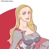 Thor by chevalier-elyam