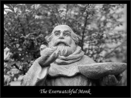 The Everwatchful Monk by bdjwill