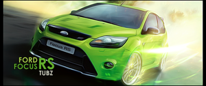 Ford Focus RS by TubZGN