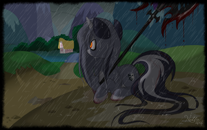 Rainfall by NabbieKitty