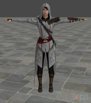 AC Chronicles China - Shao Jun (quick release) by DatKofGuy