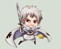 Comish - BB Prussia by oneoftwo