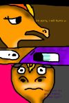 mixed wrolds comic 9 by Icedancer4