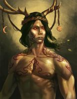 Solstice King by Rhineville