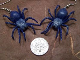 Spiderings - Cobalt Blues by RacieB