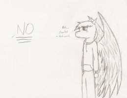 NO, YOU by jakers141