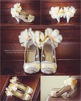 Race Day Shoes by LITTLEFLOCK