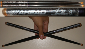 My Drumsticks by kandontann
