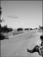 end of the road by aanitha