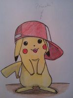 Pikachu~! by MesophaneGryyn