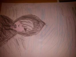 A Drawing I Did Years Back Emo Guy by JoshGreenGo