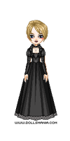 Gothica Lolita for echic10 by GreenDayGirl18