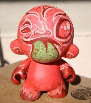 Steamcrow Munny by SteamCrow