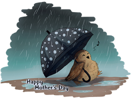 Mothers Day Card by Quiell
