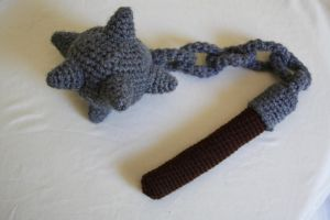 Crochet Pattern for Morning Star by CreativeExcess