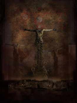 TheCrosses2s by MisterCadaver
