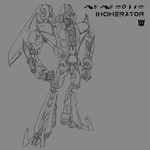 //INCINERATOR UNCOLOURED\\ by Blaze-Flamewing