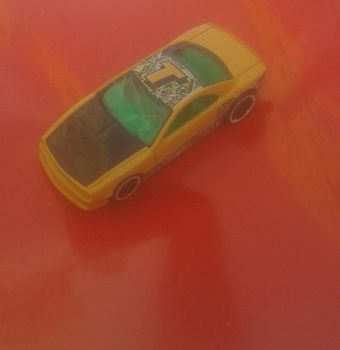 Muscle Tone from Hot Wheels on the go by Wael-sa