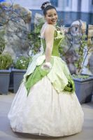 Tiana, the waitress by Fisticuff-Cosplay