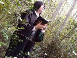 In The Woods by JavaCosplay