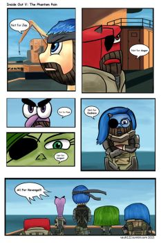 Inside Out V: The Phantom Pain by vault122