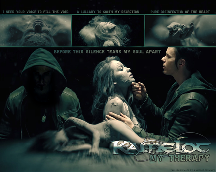 Kamelot - My Therapy Wallpaper by xandra73