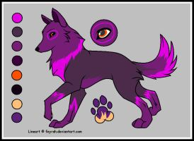 wolf adoptable.breedable - 15 by Adoptables-FalakWolf