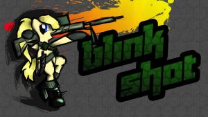 Blink Shot [Splash Art] by rorycon