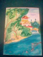A part of Japan in me by Iolii