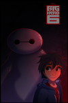 Big Hero 6 by Kitchiki