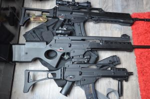 My G36 collection by ZiWeS
