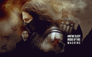 bucky barnes - the winter soldier by sunny75