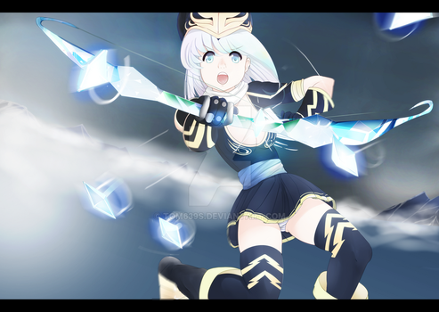 Ashe by tom639s