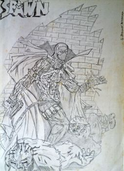 Archived - Spawn by sky-5hark