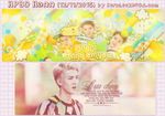 Happy birthday Hann cute babe khung khung by KeroLee2k