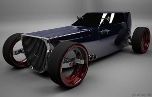 the dream hotrod 4 by zephcrazy