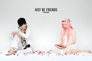 Just be friends by Onnies