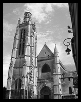 Eglise Saint Jacques by BluePalmTree