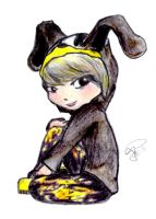 YoungJae chibi by AgiiChan
