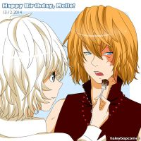 Happy Birthday, Mello! [2014] by HaleyBopComet