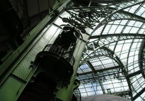 Grand Palais 2 by hecestmoi