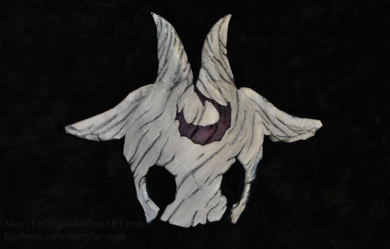 Kindred: Wolf's Mask by MercyLasVegas
