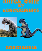 Custom Gorosaurus Updated by Gorosaurus65