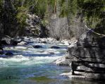 Entiat River by TRunna