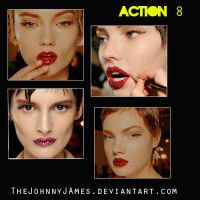 Action8-TheJohnnyJames by thejohnnyjames