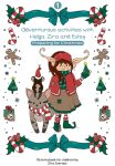 Preparing for Christmas :: Activity book published by painted-leaf